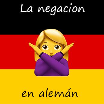 la-negacion-en-aleman