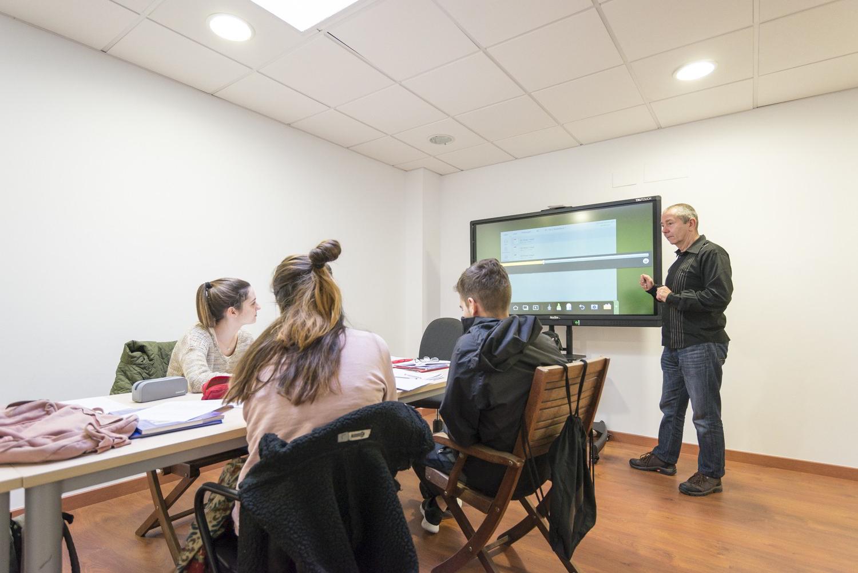 Academia de aleman en Málaga