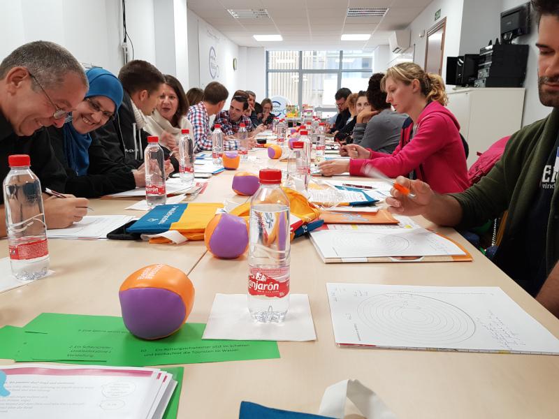 Deutschlehrerforum 1