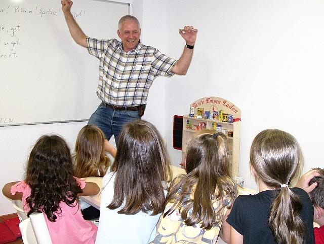 Alles prima - alemán para niños en Malaga